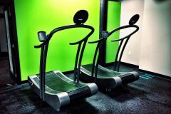 Curve treadmills