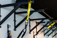 Rep1 Fitness chinup bars and trx for personal training