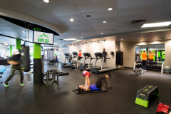 Rep1 Fitness gym and equipment for personal training in Kitsilano at 3313 West Broadway
