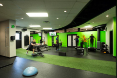 Rep1 Fitness gym facility in Kitsilano