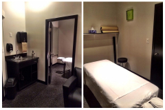 Rep1 Fitness massage area  - Registered Massage Therapy in Vancouver