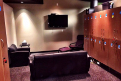 Rep1 Fitness personal training lounge