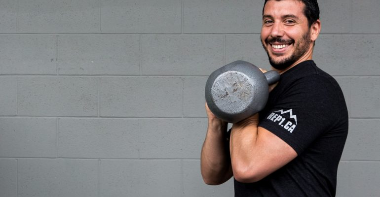 Gui Spiteri - Rep1 Fitness - Personal Trainer Vancouver - Best personal training Kitsilano