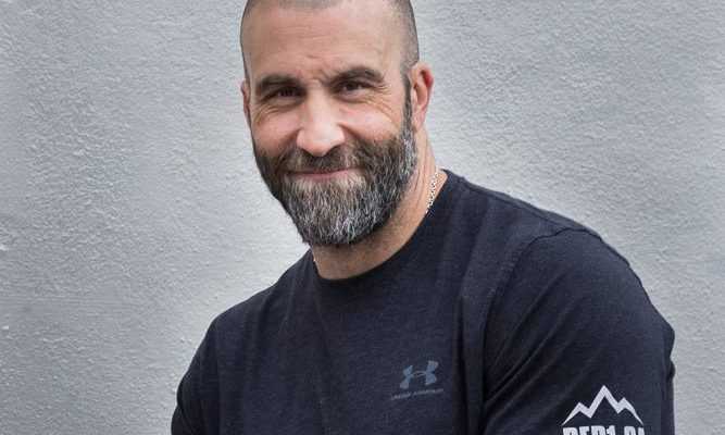 Mike Veinot - Rep1 Fitness - Personal Trainer Vancouver - Best personal training Kitsilano