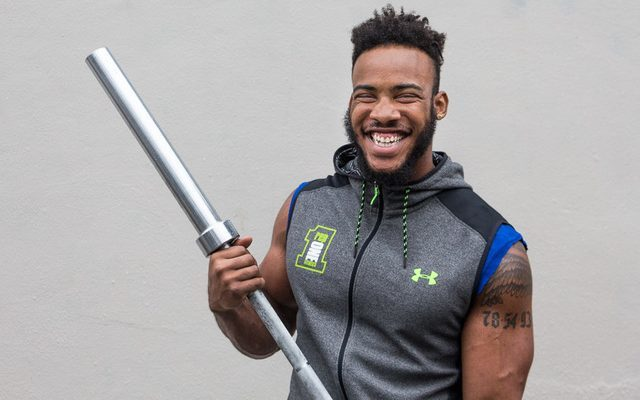 Jamiel Moore Williams - Rep1 Fitness - Personal Trainer Vancouver - Best-personal training Kitsilano