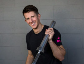 Robert Tanner - Rep1 Fitness - Personal Trainer Vancouver - Best personal training Kitsilano