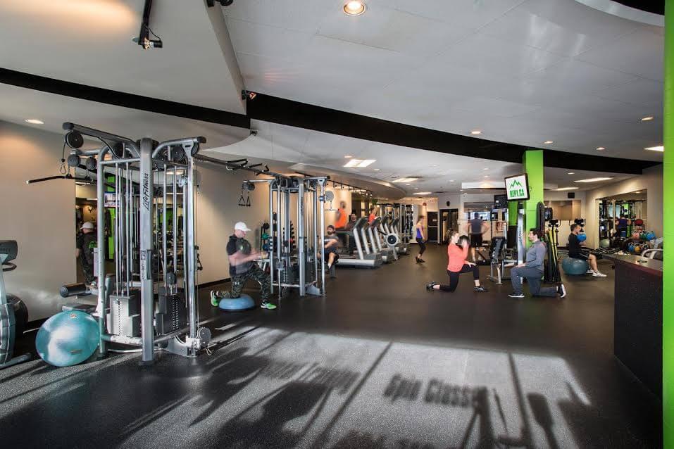 Vancouver personal training studio